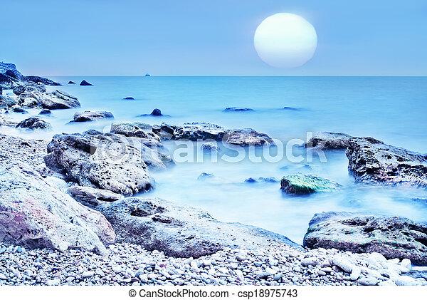 costa marittima - csp18975743