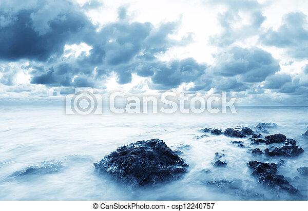 costa marittima - csp12240757
