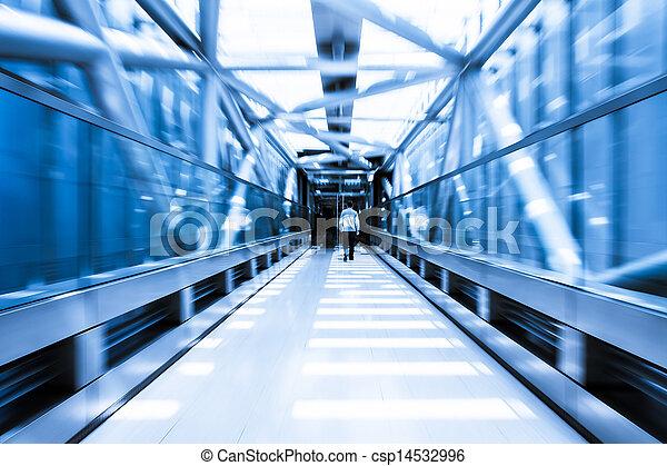 costruendo interno, moderno, ufficio - csp14532996