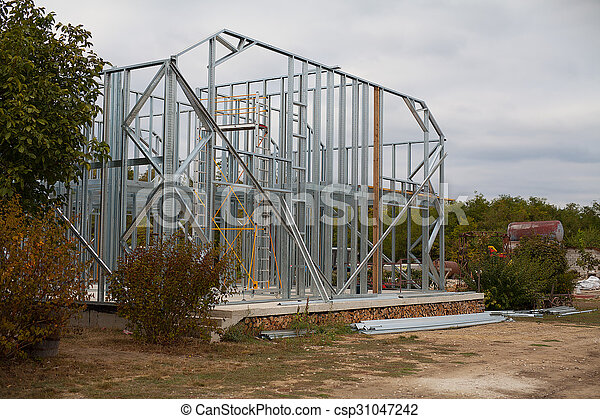 costruzione costruzione - csp31047242