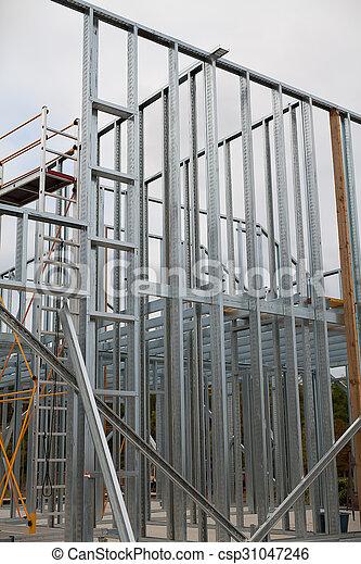 costruzione costruzione - csp31047246