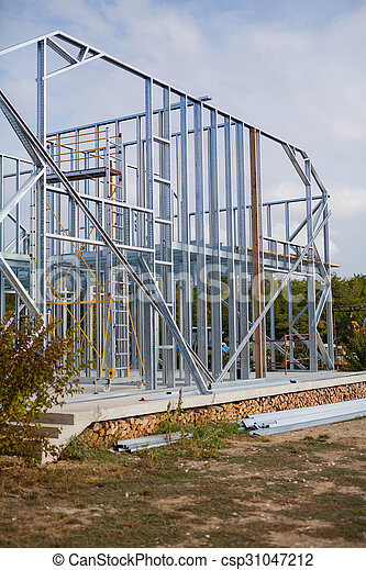 costruzione costruzione - csp31047212