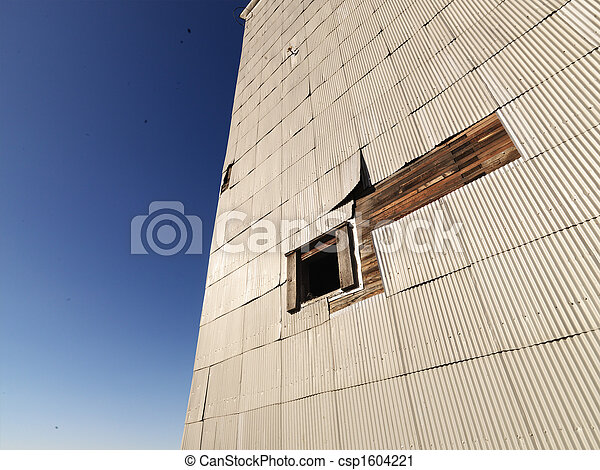 costruzione, exterior. - csp1604221