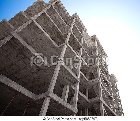 costruzione - csp5859797