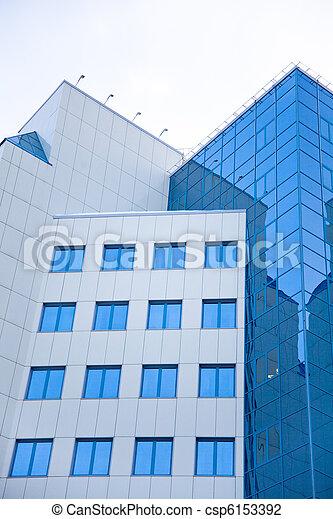 costruzione, moderno, ufficio - csp6153392