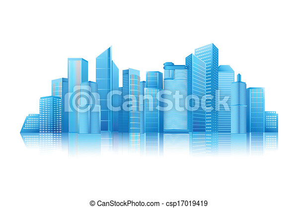 costruzione, moderno - csp17019419