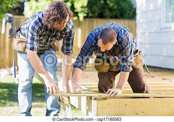 costruzione, ponte - csp17165563