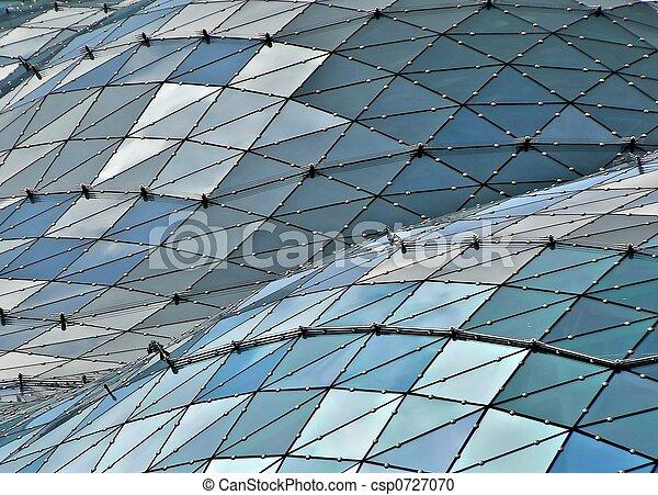 Costruzione vetro tetto centro urbano tetti centro for Tetto in vetro prezzi