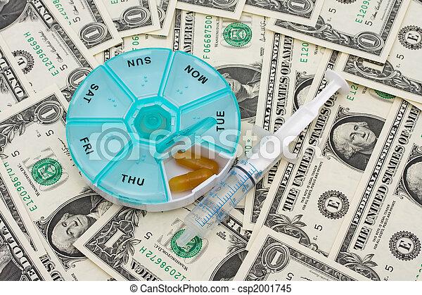 Costs of Medication - csp2001745
