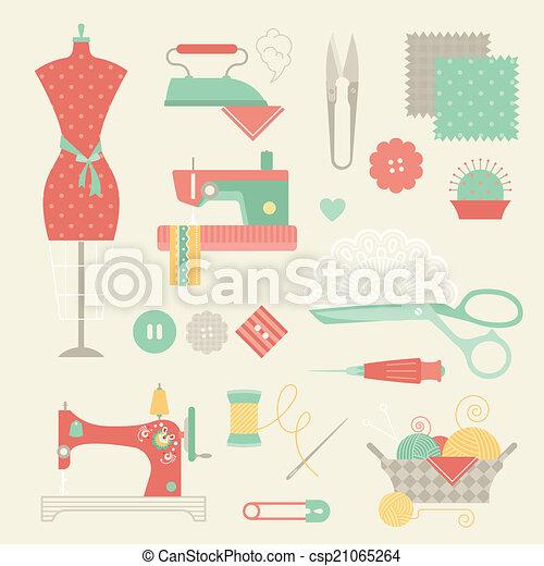 Costura - csp21065264