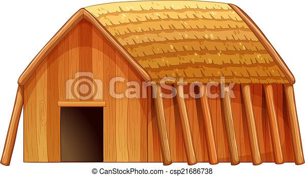 Cottage - csp21686738