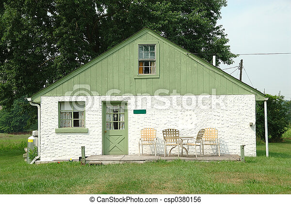 Cottage - csp0380156