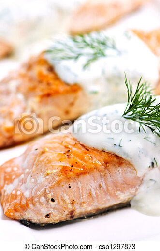 cotto, salmone - csp1297873