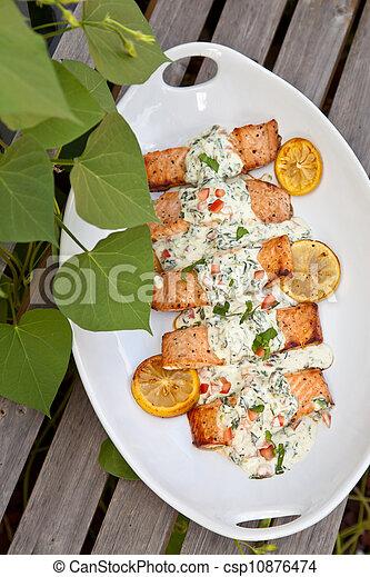 cotto, salmone - csp10876474