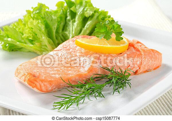 cotto, salmone - csp15087774