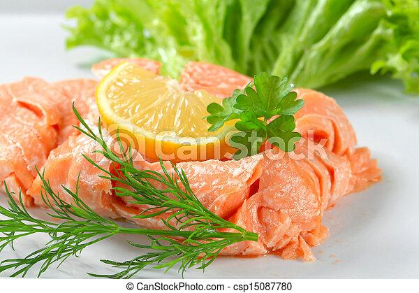 cotto, salmone - csp15087780