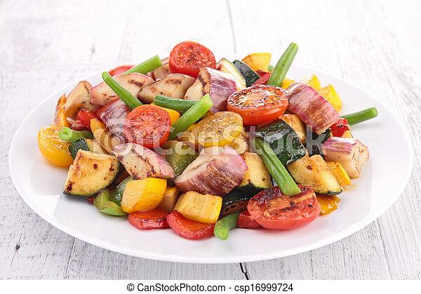 cotto, verdura - csp16999724