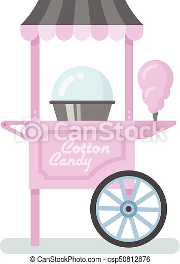 how to make a cotton candy machine video