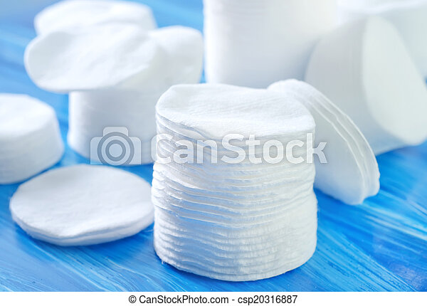 cotton disk - csp20316887