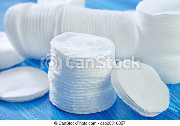 cotton disk - csp20316857