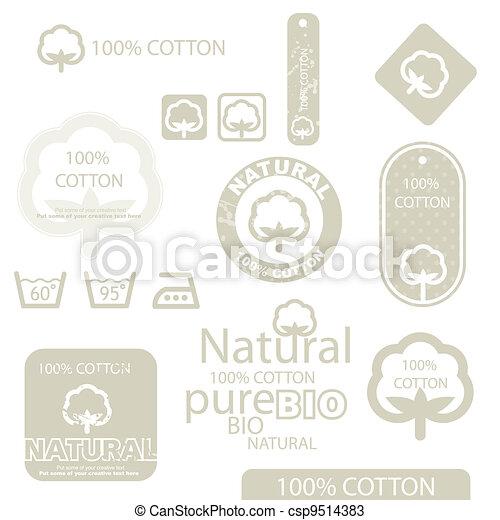 Cotton elements  - csp9514383
