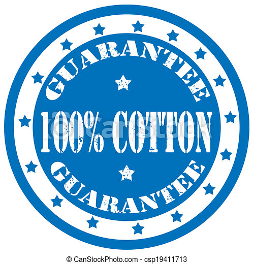 cotton-stamp - csp19411713