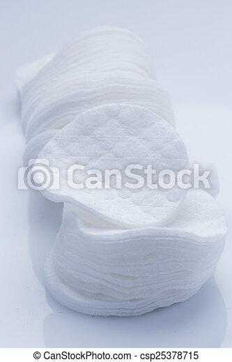 Cotton swabs - csp25378715