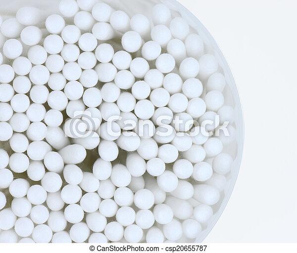 Cotton swabs - csp20655787