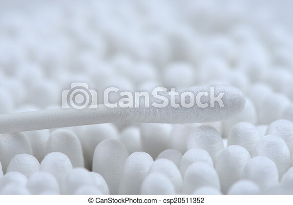 Cotton swabs - csp20511352