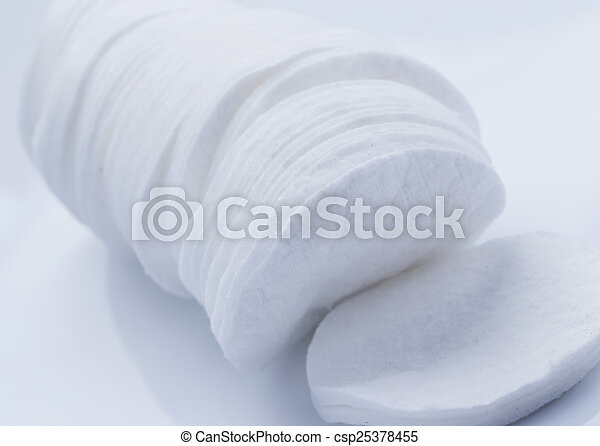 Cotton swabs - csp25378455