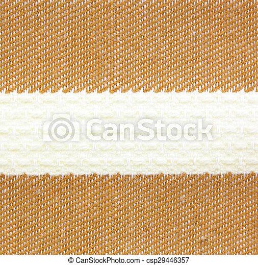 Cotton texture background - csp29446357