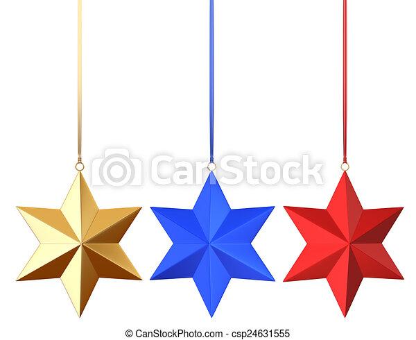 Couleur 3 Noël étoiles