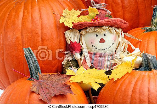 couleur, automne - csp4709830