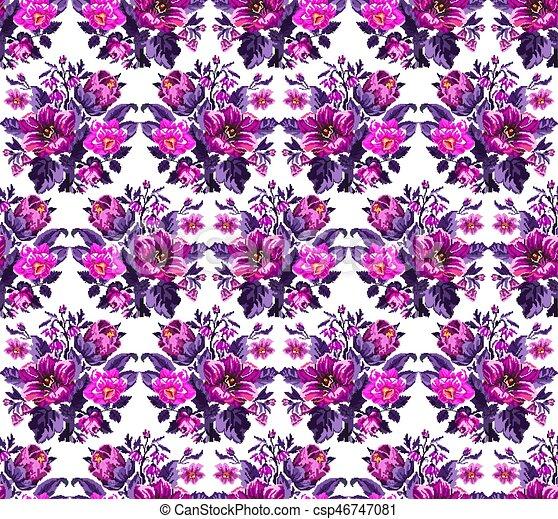 Couleur Bouquet Fleurs