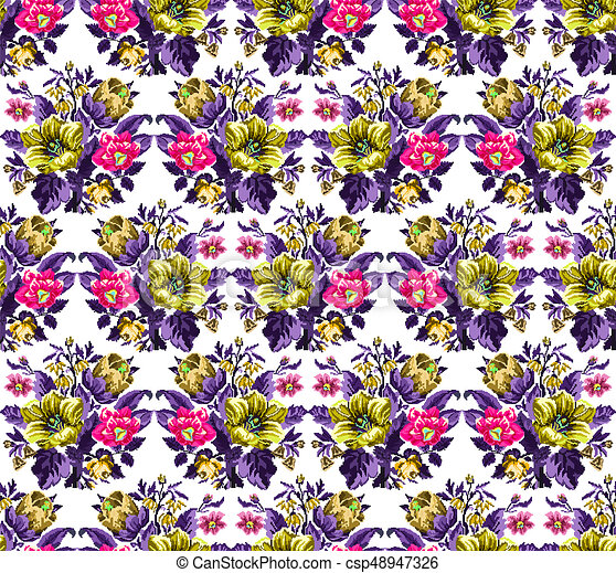 Couleur Bouquet Wildflowers