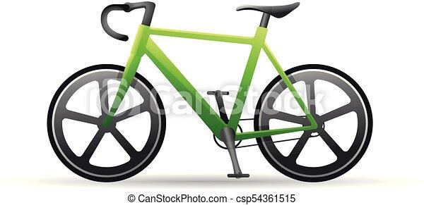 Couleur Vélo Route Icône