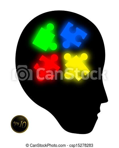 couleur, visuel - csp15278283