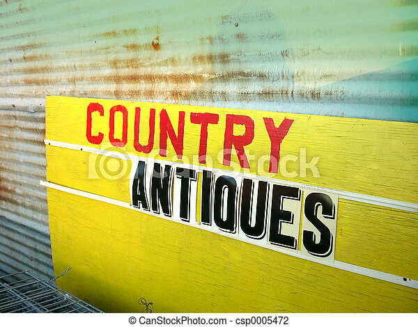 Country Antiques - csp0005472