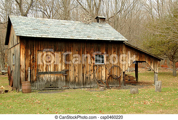 Country Barn - csp0460220