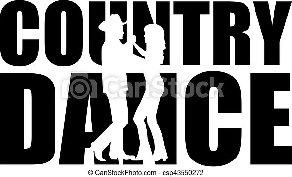 Stock Illustration - Classic country dancer. Clipart Illustrations  gg57665428 - GoGraph