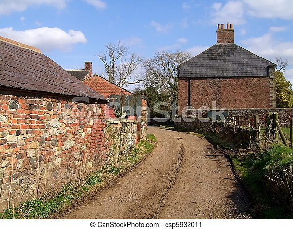 Country Lane 3 - csp5932011