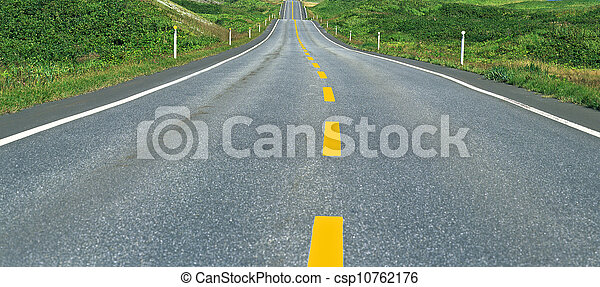 country road - csp10762176