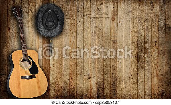 Country scene - csp25059107