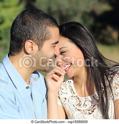 flirter en couple)