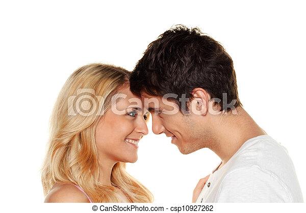 couple has fun. - csp10927262