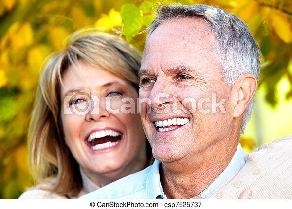 couple., heureux - csp7525737
