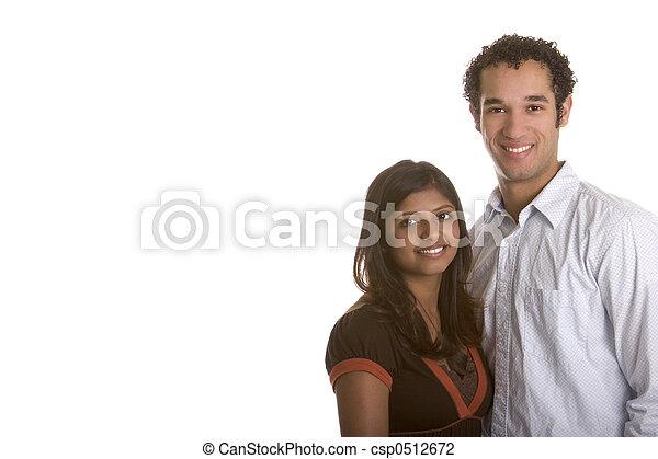 couple, heureux - csp0512672
