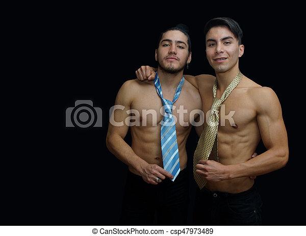 Free latin men