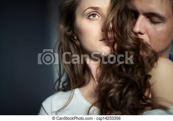 couple, romantique - csp14233356