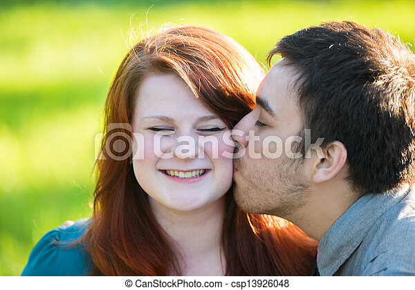couple, romantique - csp13926048